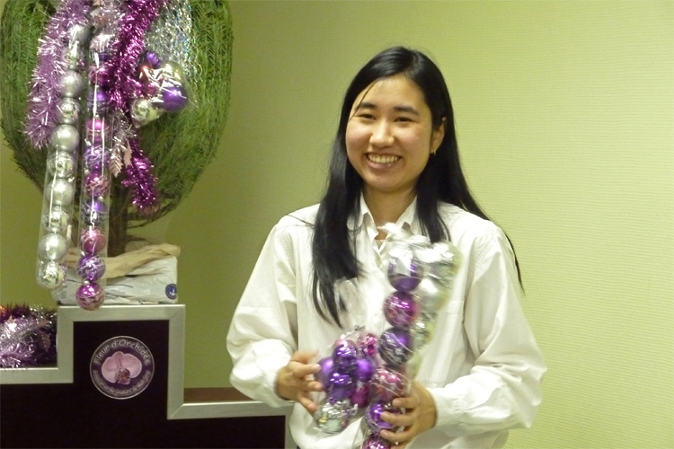 Tournoi de la Fleur d'Orchidée vol. II Isabelle